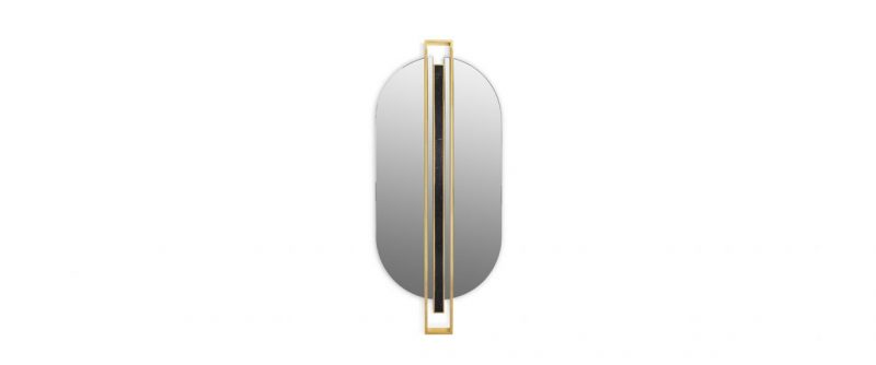 wall mirrors 18 Wall Mirrors To Decorate Your Walls 2 18