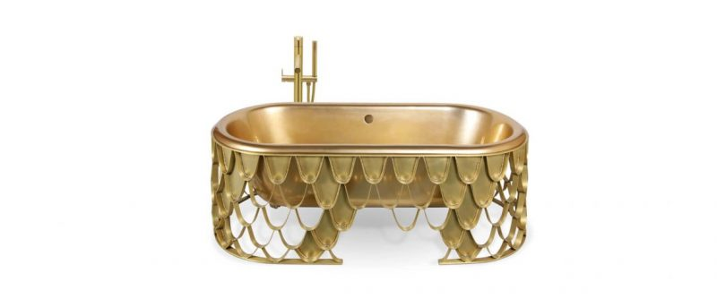13 Bathtubs That Will Transform Your Bathroom bathtubs 13 Bathtubs That Will Transform Your Bathroom 2 9