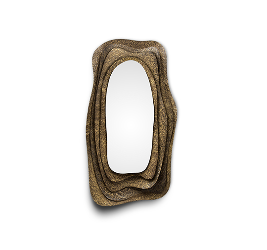 wall mirrors 18 Wall Mirrors To Decorate Your Walls 4 18