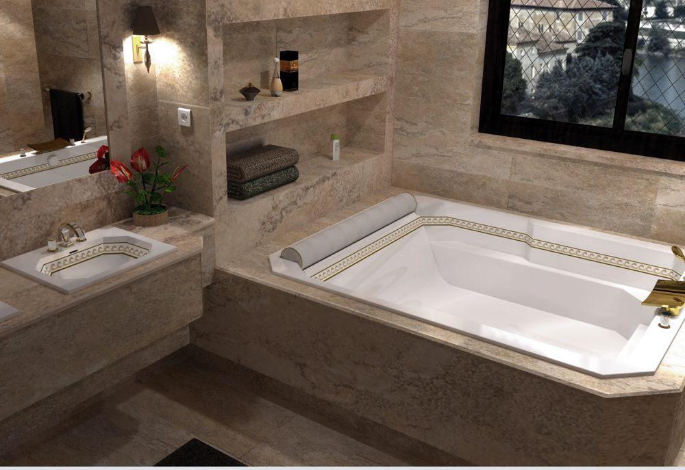 bathtubs 13 Bathtubs That Will Transform Your Bathroom 9 2