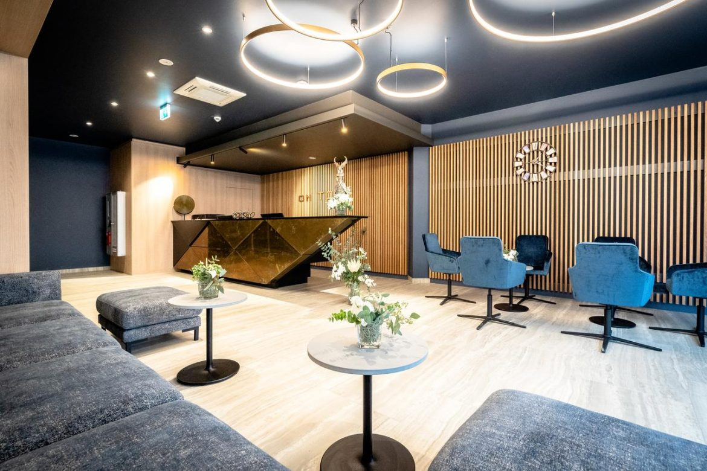 Frankfurt: 10 Amazing Design Projects frankfurt Frankfurt: 10 Amazing Design Projects DESIGNERS HOUSE ON TOP HOTEL