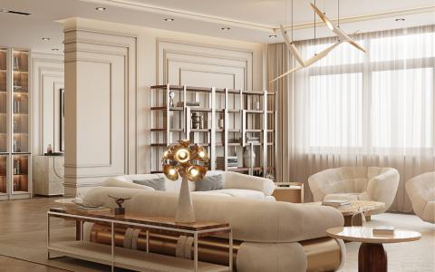modern penthouse Inside A Contemporary Modern Penthouse In Monaco inside contemporary modern penthouse monaco 1 480x300