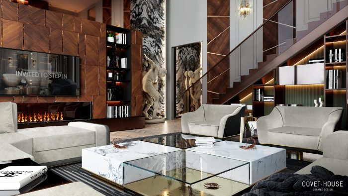 moscow Moscow: 20 Amazing Design Projects take look this 8 5 million modern classic villa 1