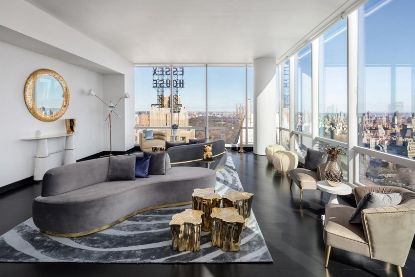 Step Inside This Millionaire Apartment In NYC millionaire apartment Step Inside This Millionaire Apartment In NYC 1 20