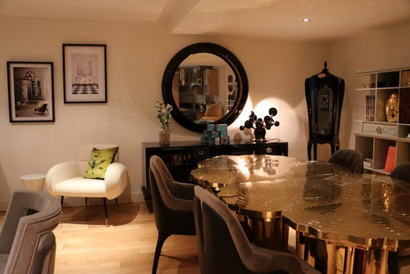 Covet London: Take A Look At This Amazing Dining Room dining room Covet London: Take A Look At This Amazing Dining Room 1 21
