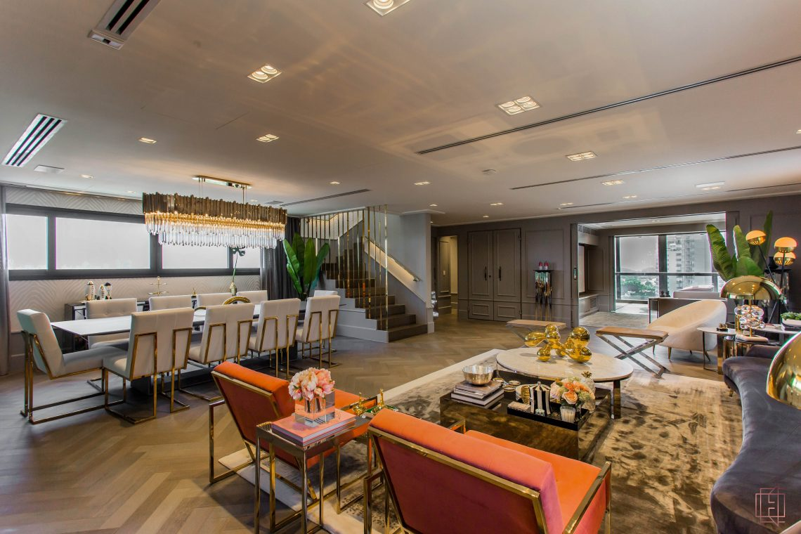 Step Inside This Amazing Penthouse By Electrix Design electrix design Step Inside This Amazing Penthouse By Electrix Design 1 3