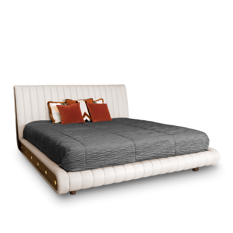 modern beds Modern Beds To Elevate Your Bedroom Design 15