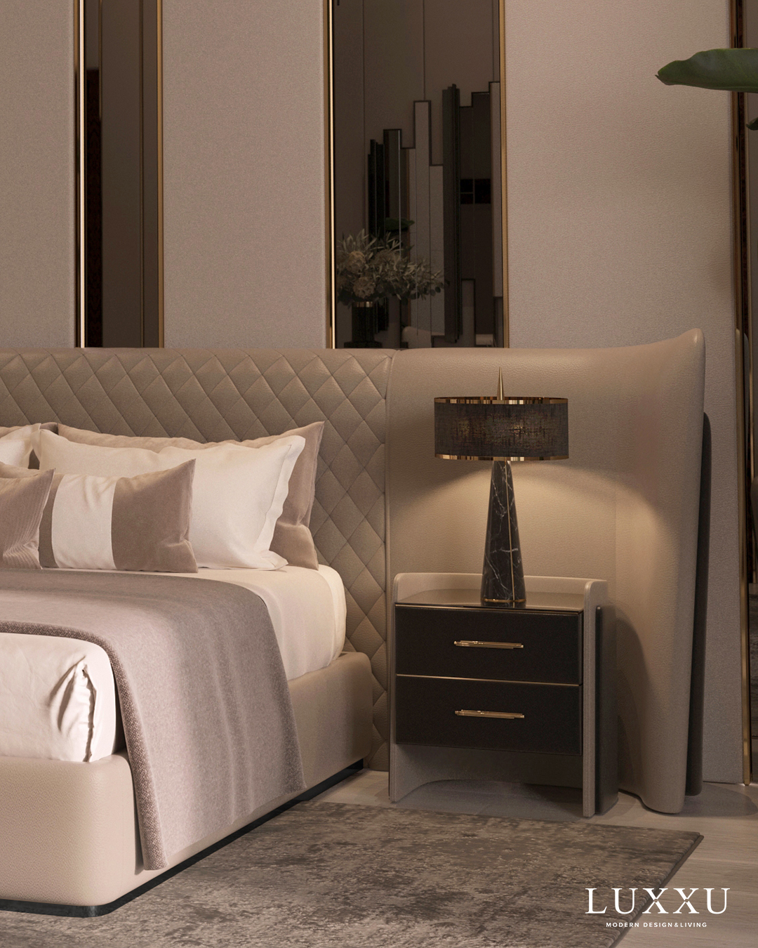 Upgrade Your Bedroom With Luxxu's Newest Collection bedroom Upgrade Your Bedroom With Luxxu's Newest Collection 2 11