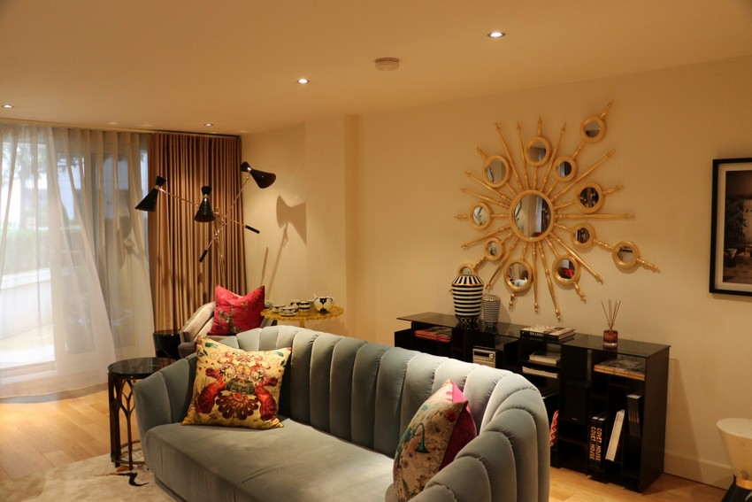 living room Covet London: Step Inside This Luxurious Living Room  3 14