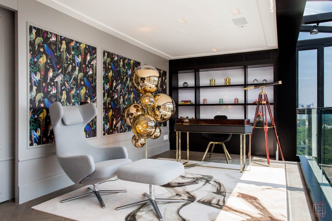 Step Inside This Amazing Penthouse By Electrix Design electrix design Step Inside This Amazing Penthouse By Electrix Design 3 3