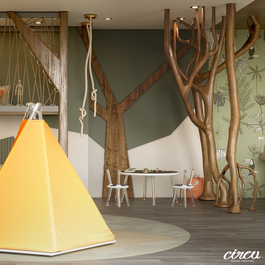 kids room Kids Room Ideas: A Luxury Project Inspired By Nature 4 13