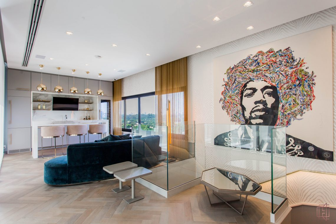 Step Inside This Amazing Penthouse By Electrix Design electrix design Step Inside This Amazing Penthouse By Electrix Design 4 3