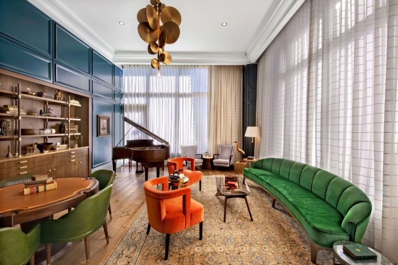 new york city The Best Interior Designers From New York City – PART VI 5 20