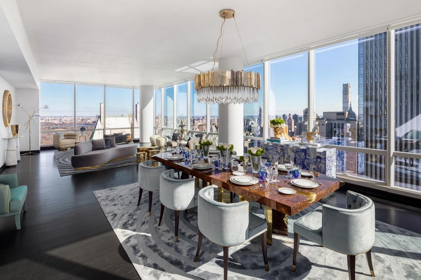 Step Inside This Millionaire Apartment In NYC millionaire apartment Step Inside This Millionaire Apartment In NYC 6 16