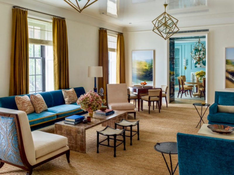 new york city The Best Interior Designers From New York City – PART VI 7 17