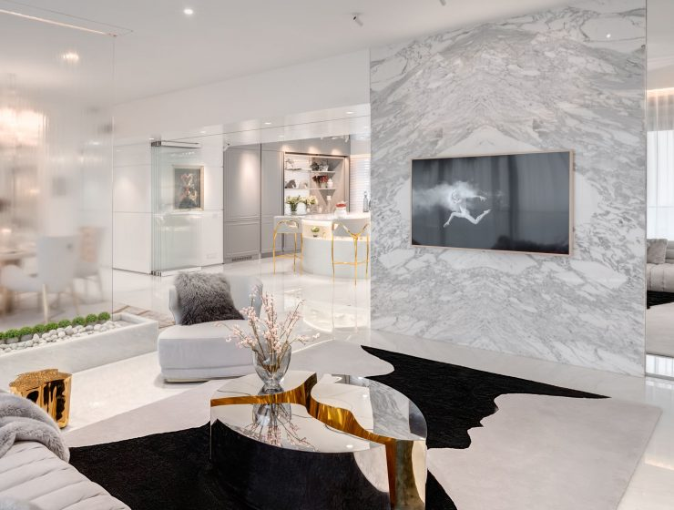 vratika and nakul Vratika & Nakul: Luxurious White And Gold Open Space 84be9c35d8eaf8600ff8cbd38d5ee5fb 740x560