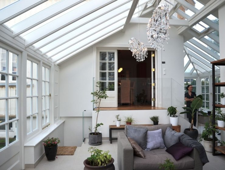 oslo Oslo: The Best Interior Design Projects GLASS HOUSE 740x560