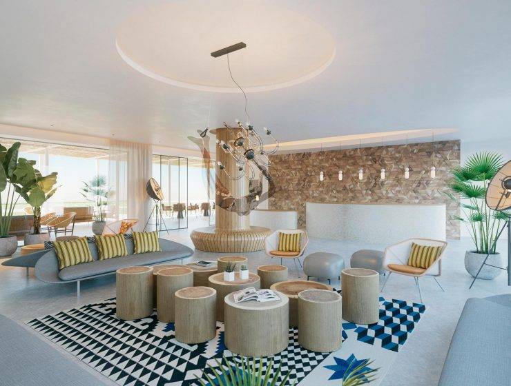 ibiza Ibiza: The Best Design Projects HOTEL MARINA 740x560