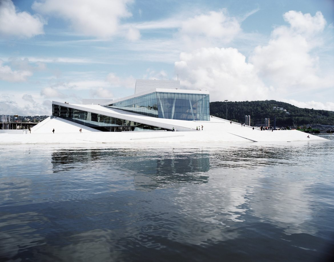 oslo Oslo: The Best Interior Design Projects Norwegian National Opera and Ballet