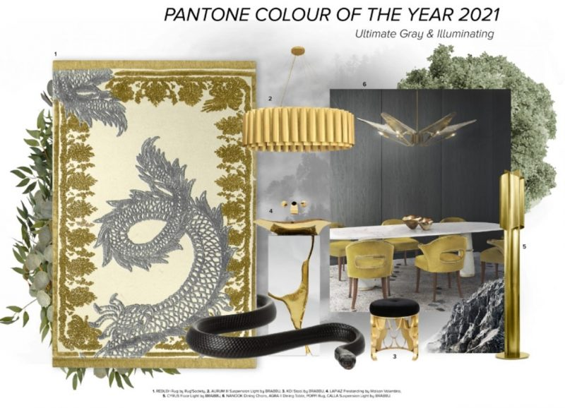 color of the year Color Of The Year 2021: Ultimate GrayandIlluminating color the year 2021 ultimate gray and illuminating 1