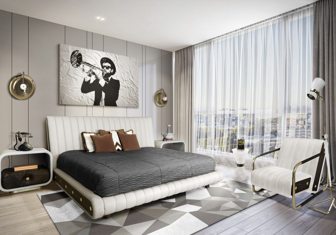 modern beds Modern Beds To Elevate Your Bedroom Design mrmO6wiF