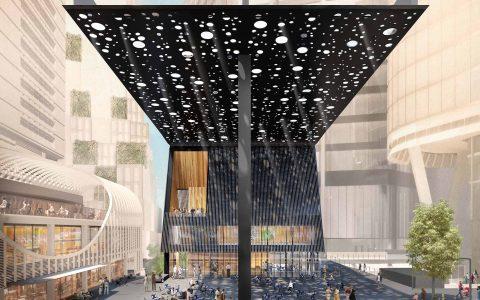 adjaye associates Adjaye Associates: 10 Amazing Design Projects 01 Hero Geroge Street Plaza 72 480x300