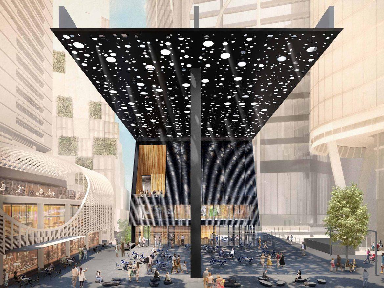 adjaye associates Adjaye Associates: 10 Amazing Design Projects 01 Hero Geroge Street Plaza 72