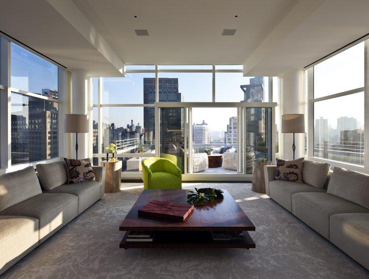 new york city The Best Interior Designers From New York City – PART IX 03 dbox OneYorkPenthouse 3P8P6795 740x560