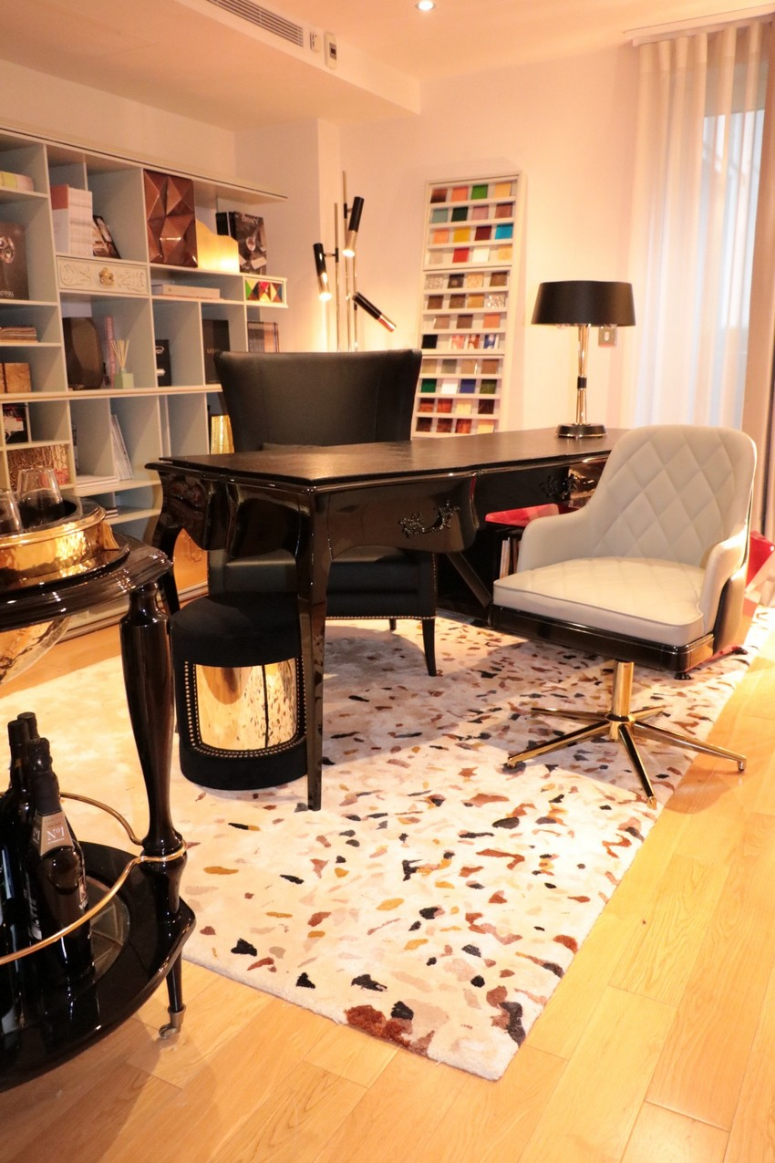 luxury office Covet London: Step Inside This Luxury Office 1 6