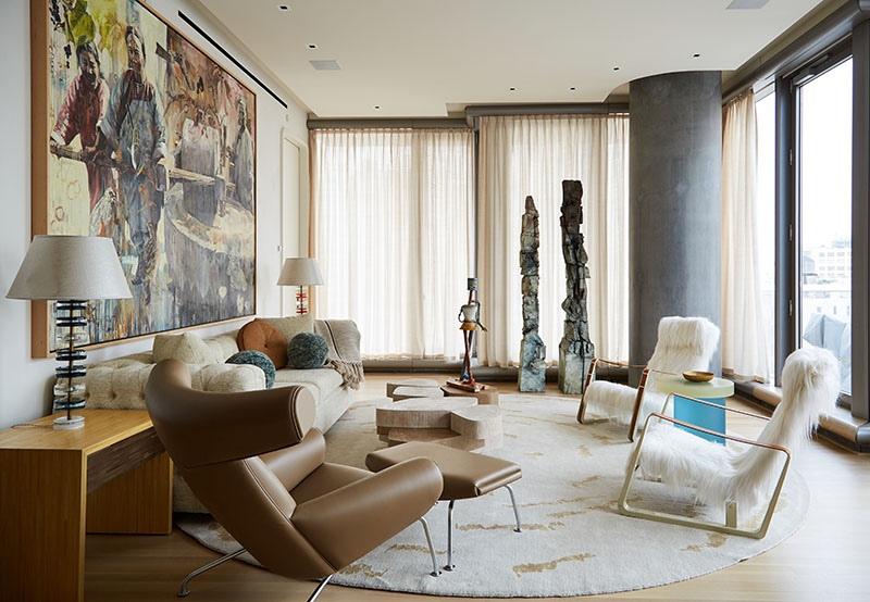 new york city The Best Interior Designers From New York City – PART III 14 1