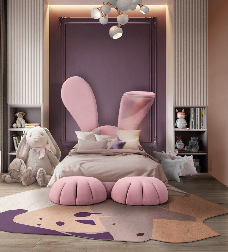 kids bedroom ideas Kids Bedroom Ideas: Fall In Love With This Amazing Rugs 15 1