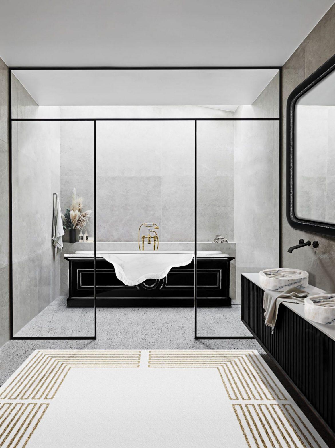 Marvelous Marble Bathrooms Ideas marble bathrooms Marvelous Marble Bathrooms Ideas 2 37
