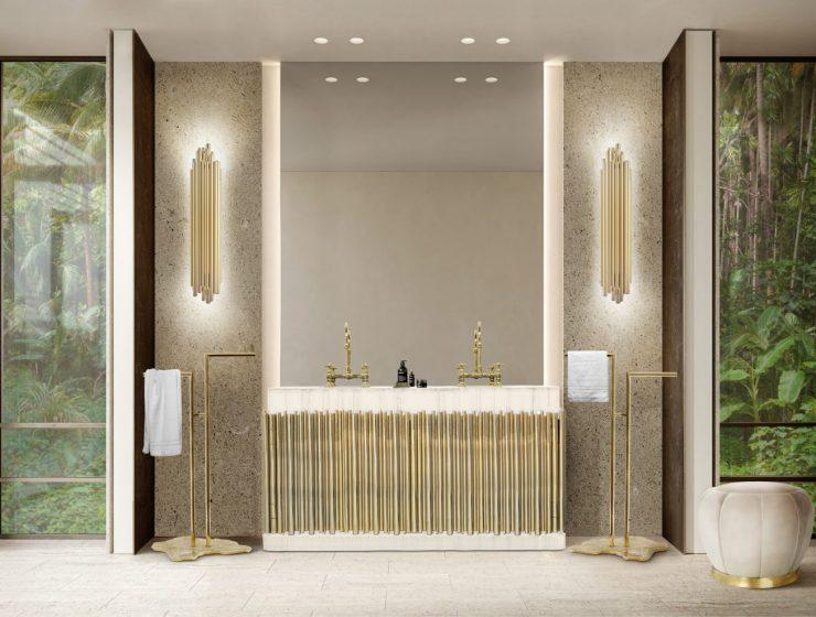 marble bathrooms Marvelous Marble Bathrooms Ideas 5 33 740x560