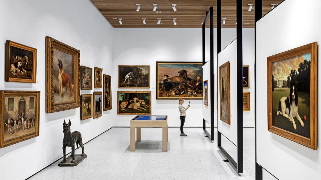 gensler Gensler: 10 Amazing Design Projects 5 HIPNY AKC  Museum 190218 8 2000 1554399222 1024x576