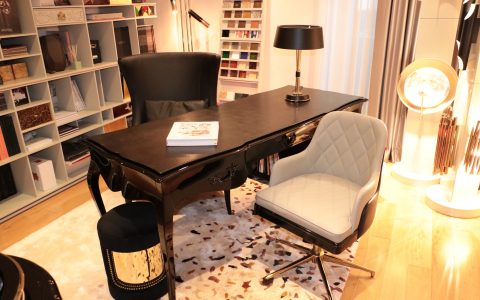 luxury office Covet London: Step Inside This Luxury Office 9 480x300