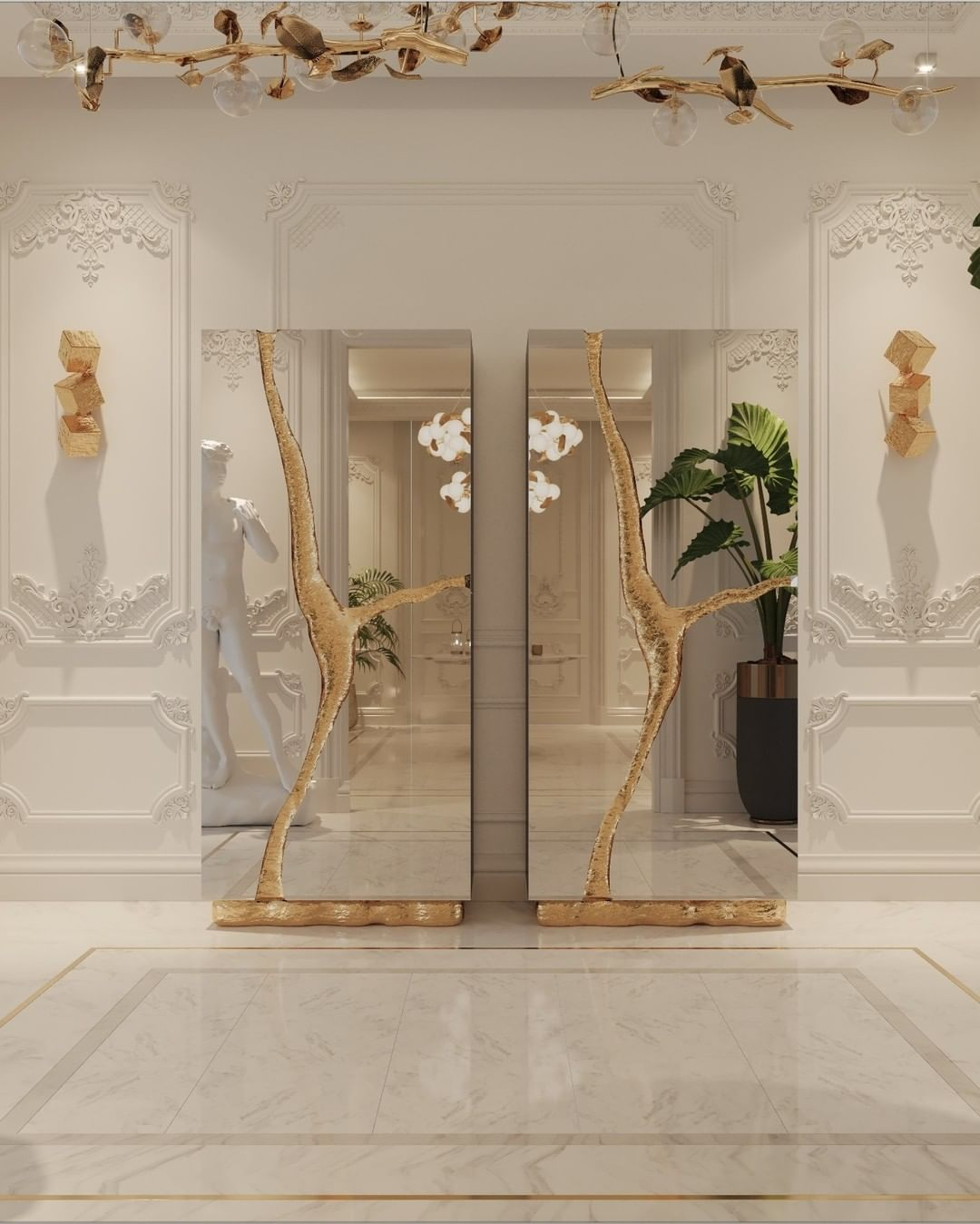 Hallway Ideas To Give Your Guests A Warm Welcome hallway ideas Hallway Ideas To Give Your Guests A Warm Welcome hallway ideas give your guests warm welcome 1