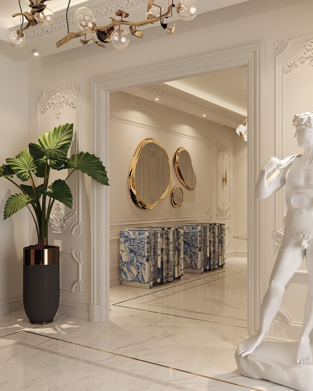 Hallway Ideas To Give Your Guests A Warm Welcome hallway ideas Hallway Ideas To Give Your Guests A Warm Welcome hallway ideas give your guests warm welcome 2
