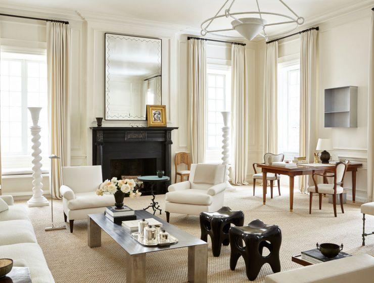 new york city The Best Interior Designers From New York City – PART X livingroom 740x560