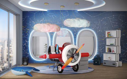 kids bedroom ideas Kids Bedroom Ideas: Fall In Love With This Amazing Rugs sky desk ambience circu magical furniture 01 Kopie 480x300