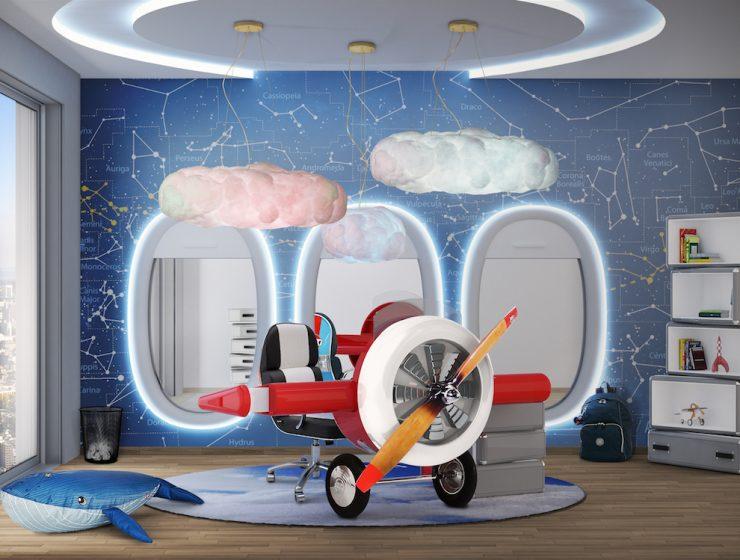 kids bedroom ideas Kids Bedroom Ideas: Fall In Love With This Amazing Rugs sky desk ambience circu magical furniture 01 Kopie 740x560