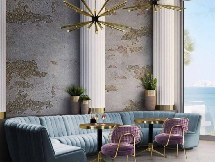 restaurant decor ideas Restaurant Decor Ideas: For A Ultimate Design Experience 1 27 740x560  Home 1 27 740x560