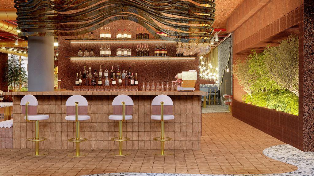 masquespacio Inside Masquespacio's New Restaurant Project 10 16