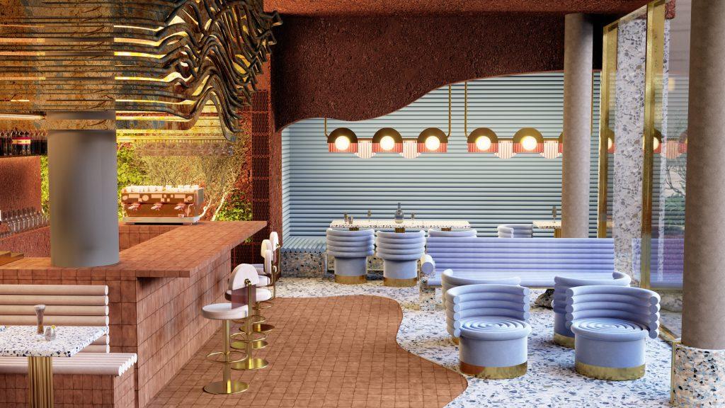 masquespacio Inside Masquespacio's New Restaurant Project 11 1