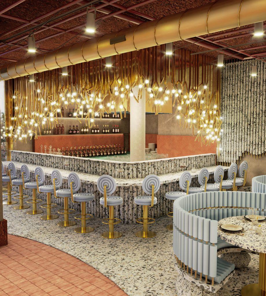 Inside Masquespacio's New Restaurant Project