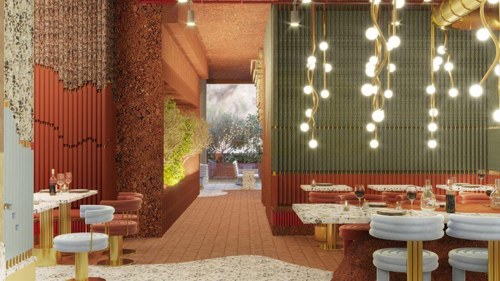 masquespacio Inside Masquespacio's New Restaurant Project 6 21