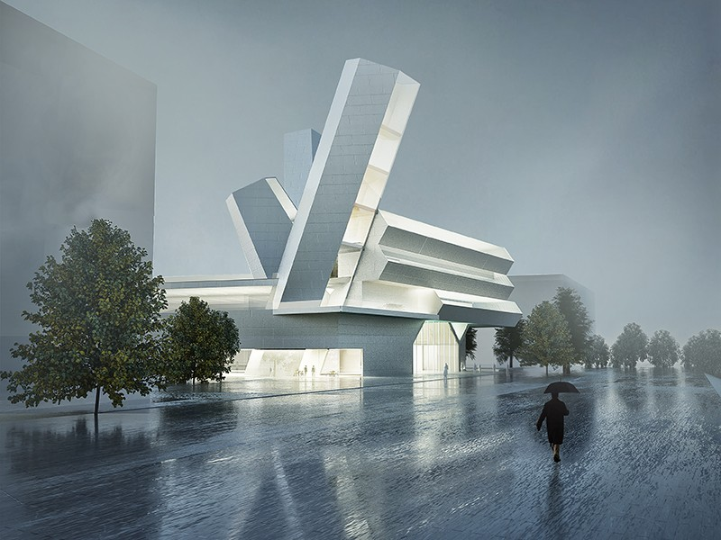 steven holl architects Steven Holl Architects: The Best Projects 718c116860be4e31a5589f019fd60770