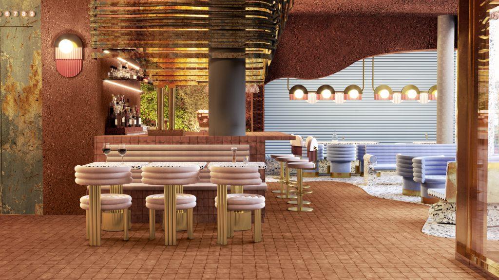 masquespacio Inside Masquespacio's New Restaurant Project 9 17
