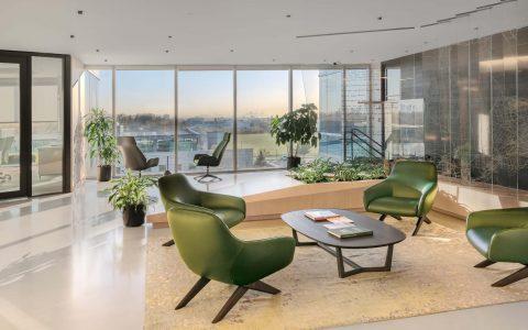 b+h architects B+H Architects: 10 Amazing Projects Toronto Office Main 480x300