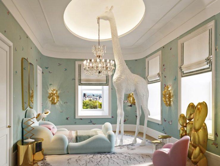 luxury kids room Britto Charette Exquisite Luxury Kids Room britto charette exquisite luxury kids room 1 740x560