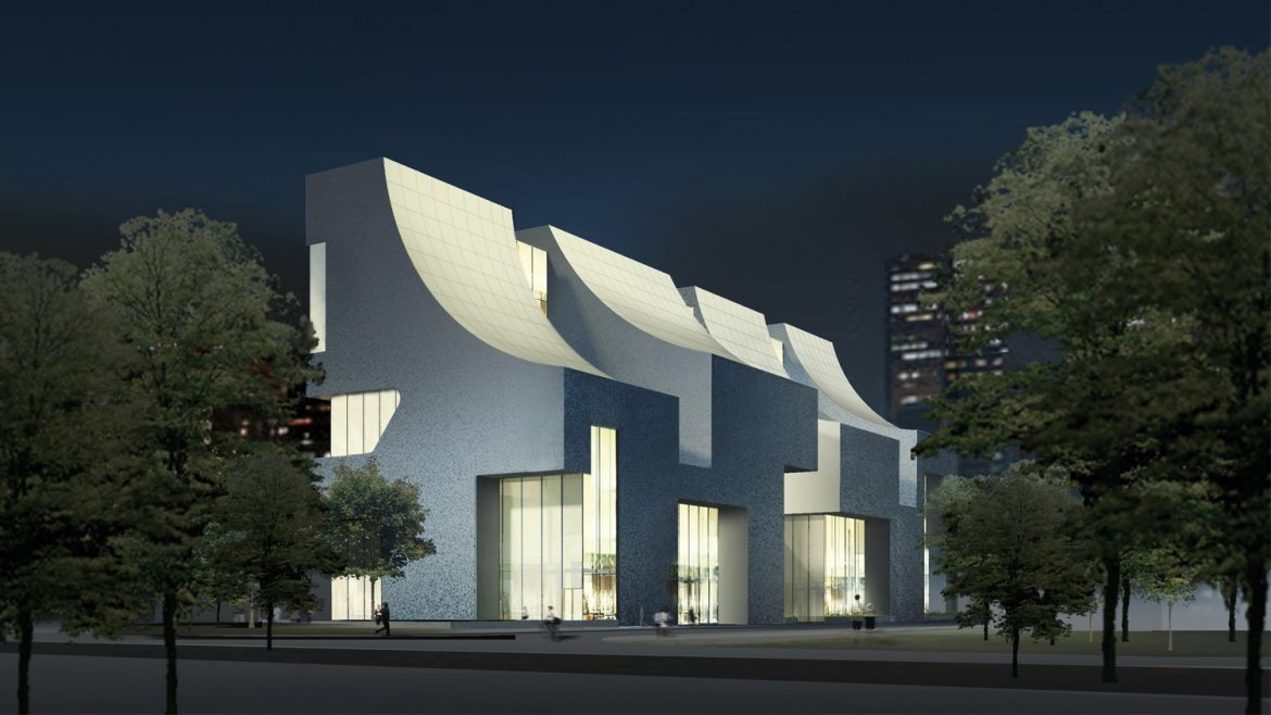 steven holl architects Steven Holl Architects: The Best Projects cifi exterior north night